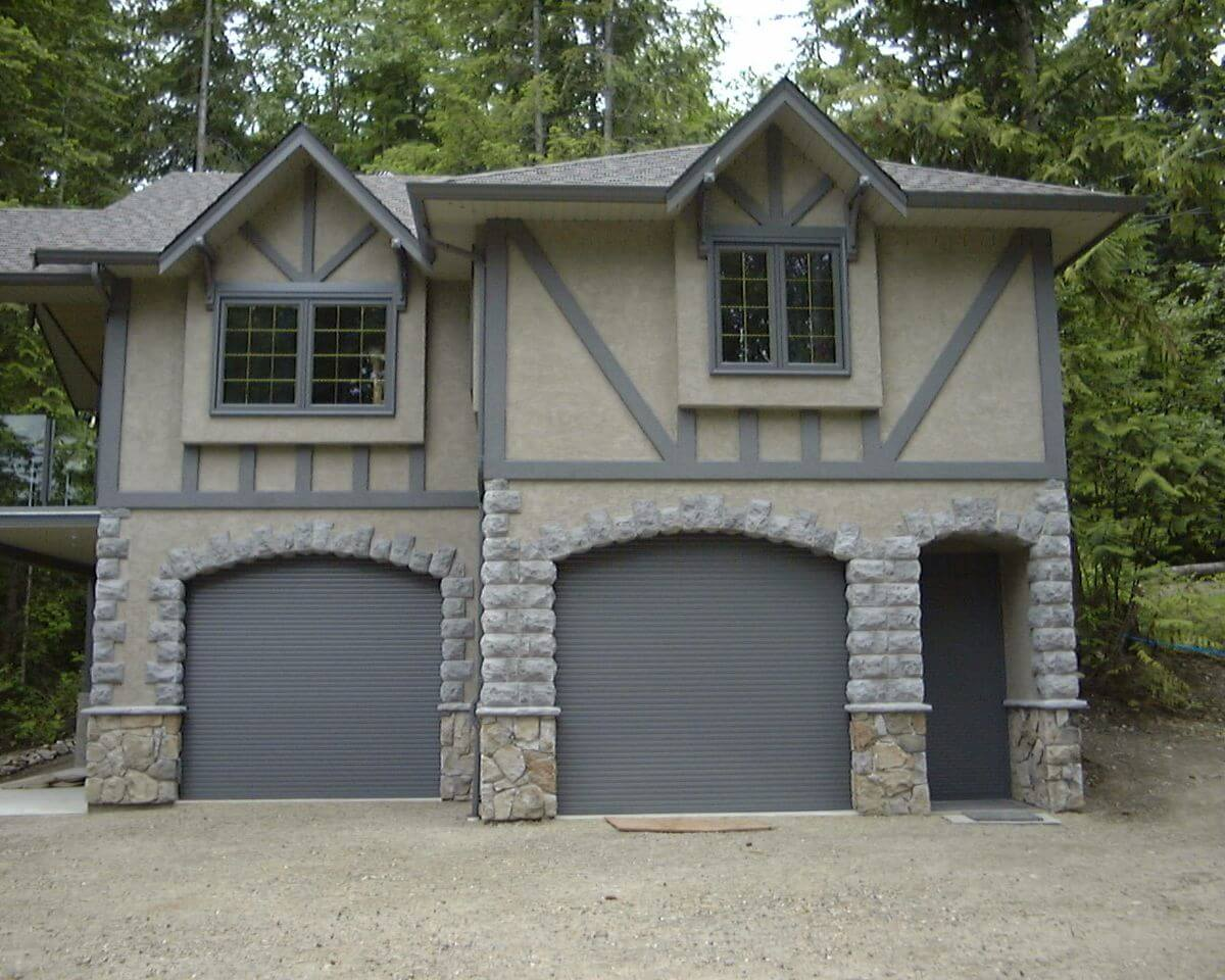 Residential Roll Up Garage Doors