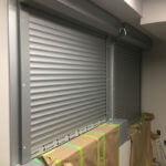 commercial storage shutters security