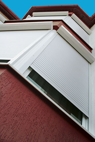 Home Windows Security Shutters