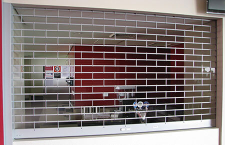 Retail Security Grilles