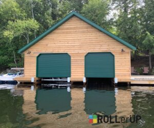 Boat House Security Shutters