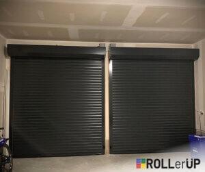 Garage Door Shutter View From Inside