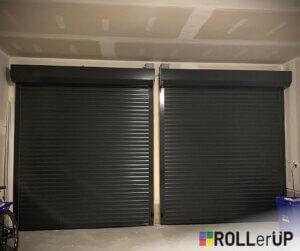 Garage Door Shutter View From Inside 1