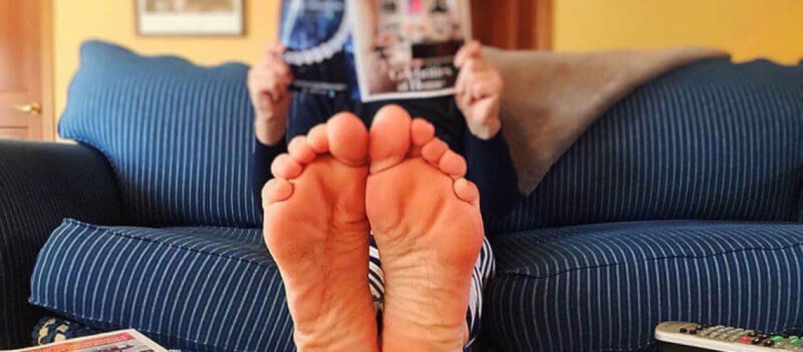 male-feet